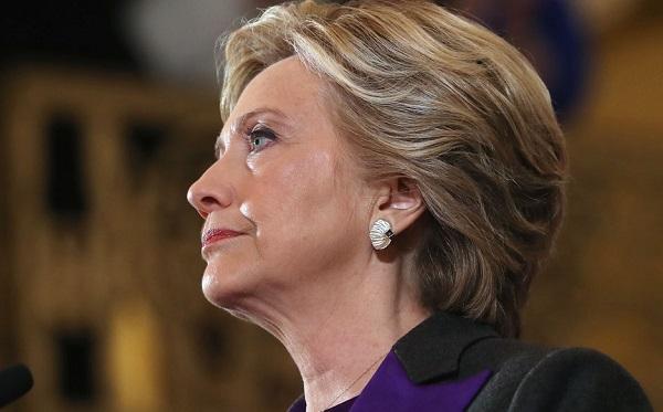 ჰილარი კლინტონი მიესალმება ტრამპის წინააღმდეგ იმპიჩმენტის პროცედურის დაწყებას