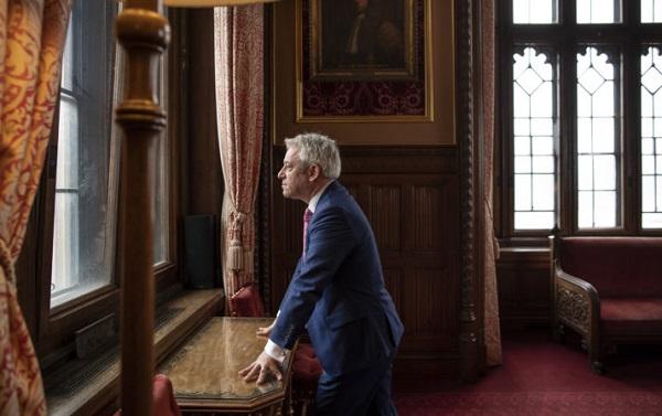 ბრიტანეთის თემთა პალატის სპიკერი ჯონ ბერკოუ ამბობს, რომ თანამდებობიდან 31 ოქტომბერს გადადგება