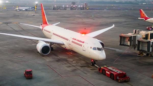 Air India-სთვითმფრინავს ფუტკრები თავს დაესხნენ