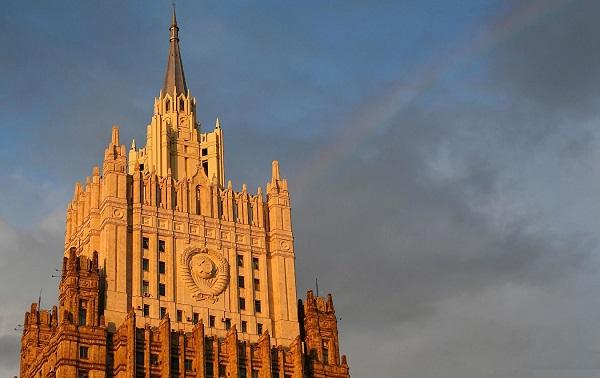 საბჭოთა კავშირმა ევროპული დემოკრატია განადგურებას გადაარჩინა - რუსეთის საგარეო უწყება