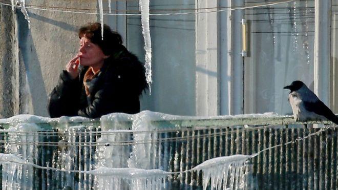 რუსეთში აივნებზე სიგარეტის მოწევა აკრძალეს
