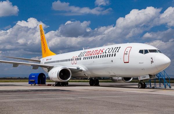 Pegasus Airlines-ი Air Manas-ის49%-იან წილს ყიდის