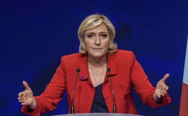 მარინ ლე პენს კვლავ სურს საფრანგეთის საპრეზიდენტო არჩევნებში მონაწილეობა