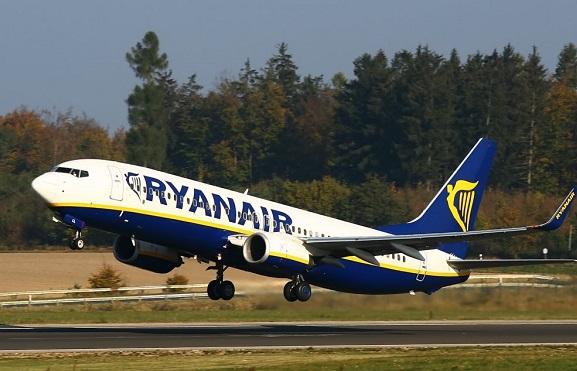 რა ზომის ბარგის ატანა შეგიძლიათ Ryanair-ისბორტზე?