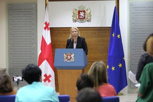 ნათია თურნავა: 2020 წლის სახელმწიფო ბიუჯეტში მთავარი აქცენტი სოციალურ და ინფრასტრუქტურულ პროგრამებზე გაკეთდება