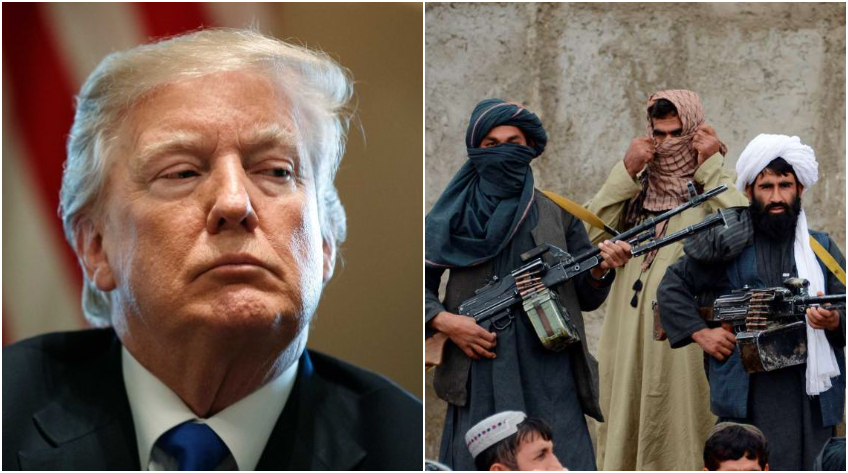 უფრო მეტი ამერიკელი დაიხოცება თუ ტრამპი ავღანეთთან საუბარს შეწყვეტს - თალიბანი
