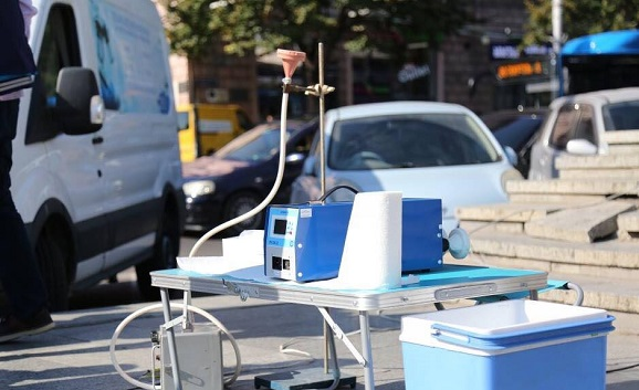 გარემოს ეროვნული სააგენტო აგრძელებს ატმოსფერული ჰაერის ხარისხის უწყვეტ მონიტორინგს