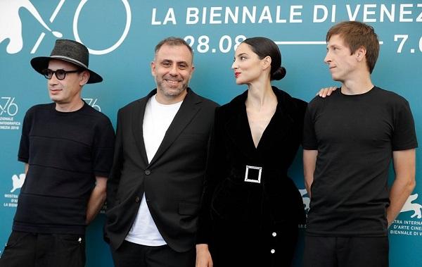 ვენეციის კინოფესტივალზე გაიმართა დიმიტრი მამულიას ახალი ფილმის მსოფლიო პრემიერა