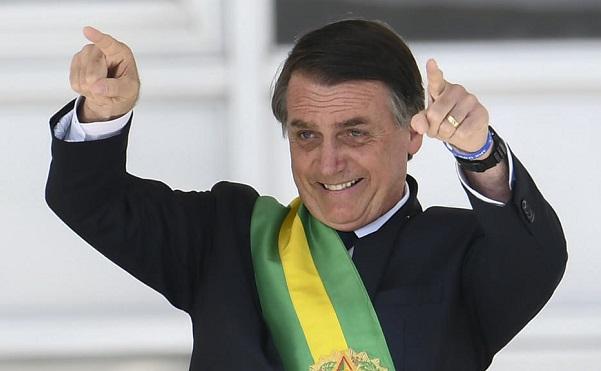 ბრაზილიის პრეზიდენტი ამაზონის ჯუნგლების დასახმარებლად დაგეგმილ სამიტს არ დაესწრება