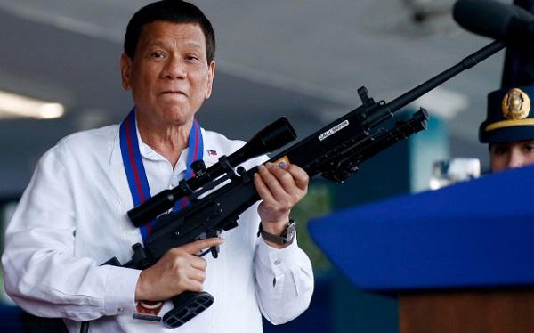 ესროლეთ მათ, ვინც ქრთამს მოგთხოვთ - ფილიპინების პრეზიდენტი მოქალაქეებს