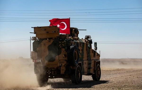 თურქეთის შეიარაღებულმა ძალებმა სირიაში ოპერაციის მიმდინარეობისას 227 მებრძოლი გაანადგურა