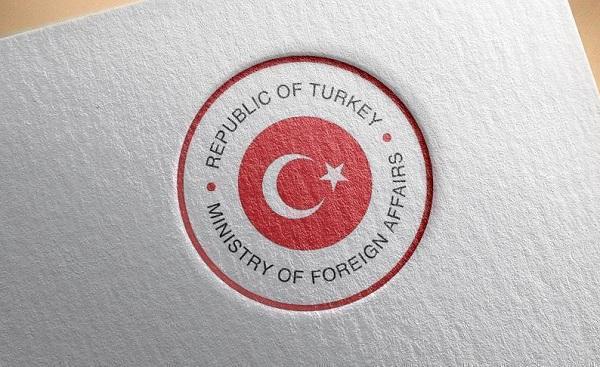 თურქეთი გმობს წარმომადგენელთა პალატის რეზოლუციას სომეხთა გენოციდის აღიარების შესახებ