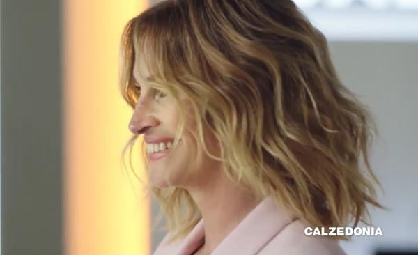 თაკო ნაცვლიშვილი და ჯულია რობერტსი CALZEDONIA-ს სარეკლამო რგოლში | ვიდეო