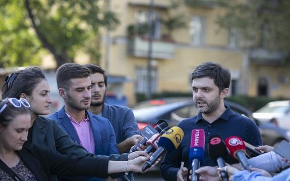 """ირაკლი ხმალაძე: ის მოქმედება, რომელსაც """"გირჩი"""" პროპაგანდას უწევს, სამართალდარღვევაა"""