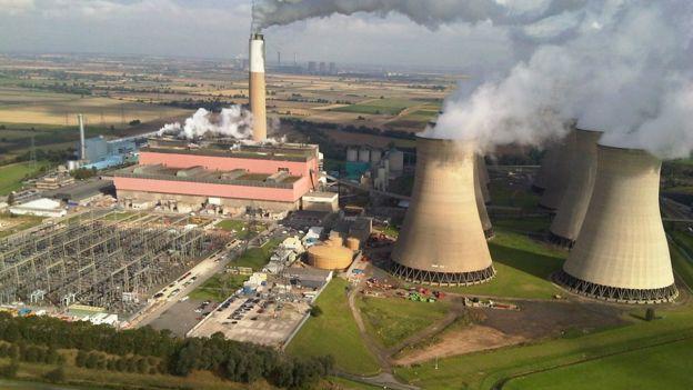 დიდ ბრიტანეთში 50-წლიანიუწყვეტი მუშაობის შემდეგ, ქვანახშირის ელექტროსადგური გათიშეს