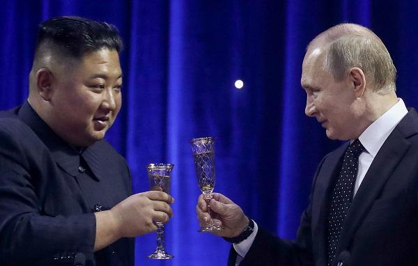 რუსული და ჩრდილოკორეული მედია