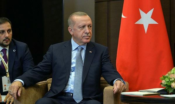 თურქეთს სხვისი ტერიტორიები არ სჭირდება - ერდოღანი