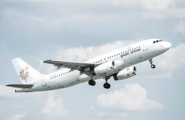 ლიეტუვურმაავიაკომპანიაGetJet-მა, რომელიც ბათუმის მიმართულებით ჩარტერულ რეისებს ასრულებს, ავიაპარკი 300%-ით გაზარდა