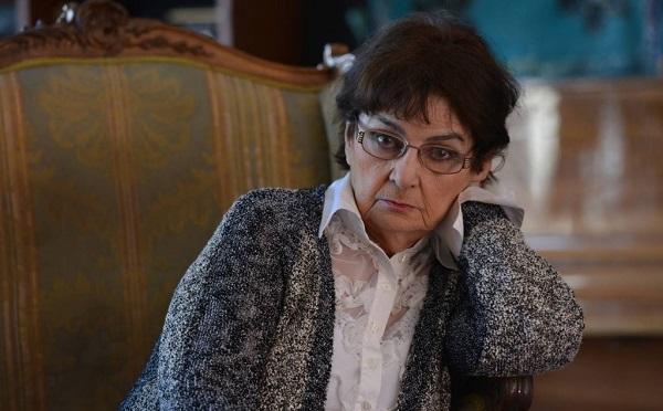 ლანა ღოღობერიძეს 91 წელი შეუსრულდა