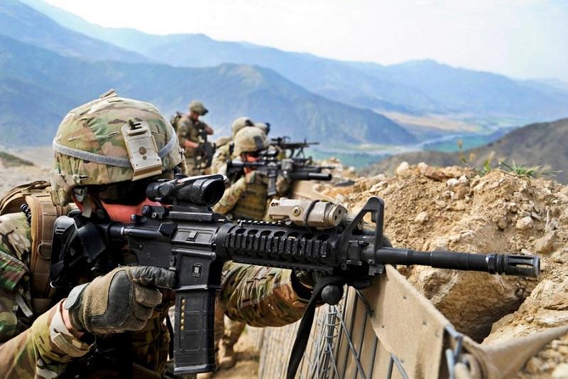 თურქეთის შეიარაღებულმა ძალებმა სირიაში 595 ქურთი მებრძოლი გაანადგურა