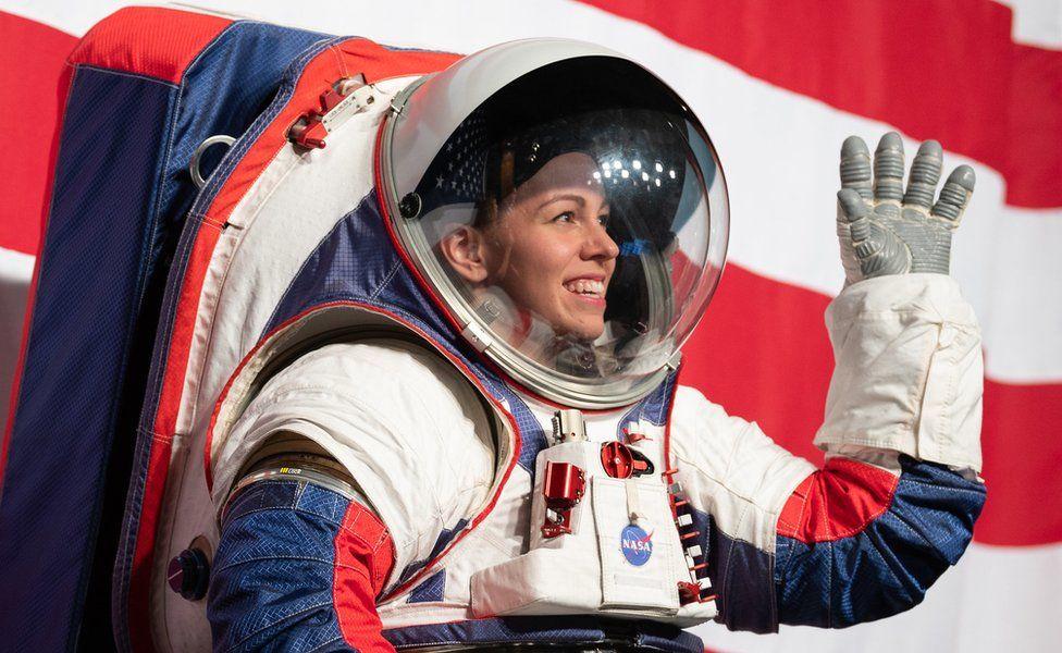 NASA-ში 2024 წლის სამთვარეო მისიის ახალი თაობის ფორმა წარადგინეს | ფოტოგალერეა