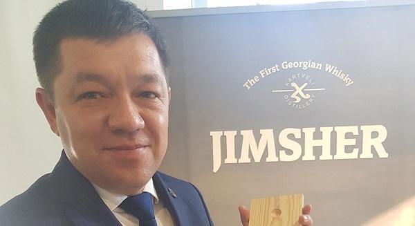 პირველი ქართული ვისკი JIMSHER-ი თბილისში გამართული საერთაშორისო ბიზნეს ომბუდსმენთა ღონისძიების მხარდამჭერი