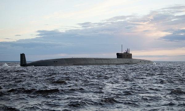 """რუსეთმა წყალქვეშა ატომურ ნავ """"კნიაზ ვლადიმირიდან"""" ბალისტიკური რაკეტა პირველად გაუშვა"""