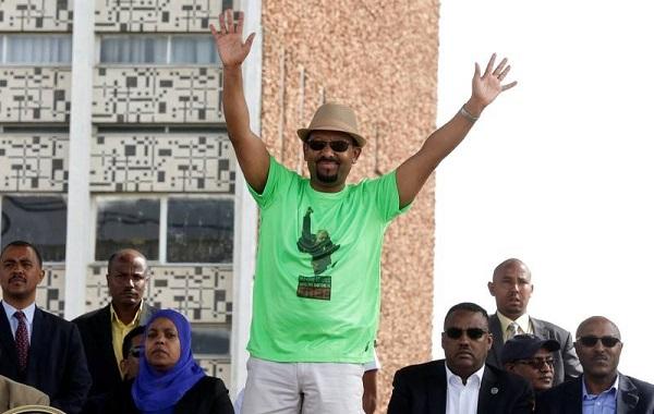 ნობელის პრემია მშვიდობის დარგში ეთიოპიის პრემიერ-მინისტრს გადაეცა