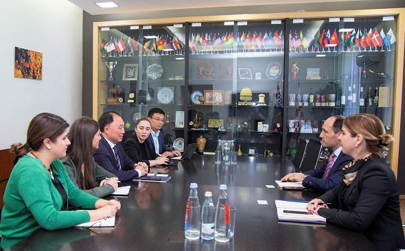 საქართველო-ჩინეთს შორის სავაჭრო  ურთიერთობები  გაღრმავდება