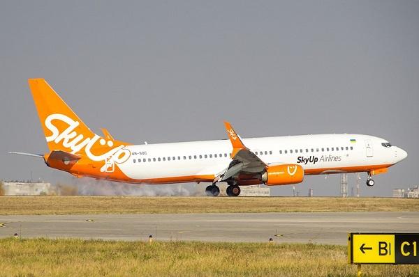 SkyUp Airlines ხარკოვი-თბილისი-ხარკოვის მიმართულებით იწყებს ოპერირებას