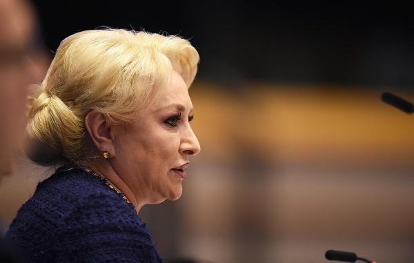 რუმინეთის პარლამენტმა ვიორიკა დენჩილეს მთავრობას უნდობლობა გამოუცხადა