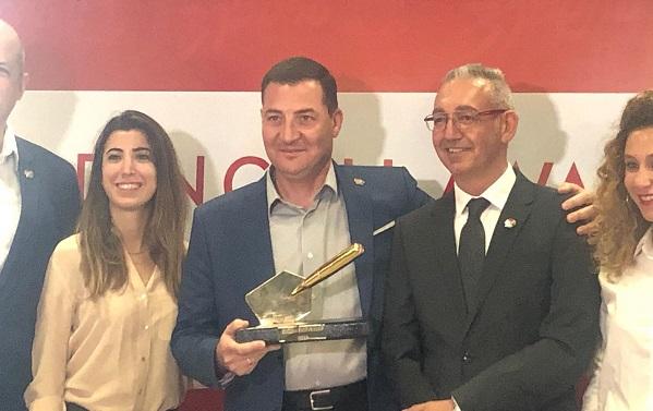 """""""ვენდის"""" ქართულმა წარმომადგენლობამ საერთაშორისო """"ვენდისგან"""" წარმატებული ბიზნეს საქმიანობისათვის Golden Grill ჯილდო მიიღო"""