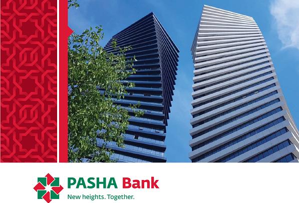 პაშა ბანკის ახალი სათავო ოფისი აქსის თაუერსში
