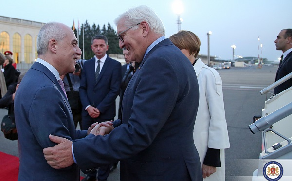 გერმანიის პრეზიდენტის ვიზიტი არის ნიშანი, რომ გერმანია არის საქართველოს ტერიტორიული მთლიანობის, სუვერენიტიტის, ევროატლანტიკური ინტეგტაციის მხარდამჭერი - ზალკალიანი