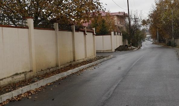 საბურთალოს რაიონში, ორ ქუჩაზე საგზაო სამუშაოები დასრულდა