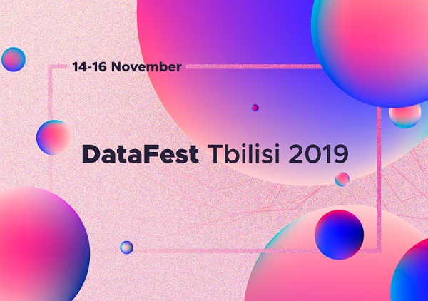 საქართველოს ბანკის მხარდაჭერით მონაცემთა ყოველწლიური ფესტივალი-DataFest Tbilisi გაიმართება