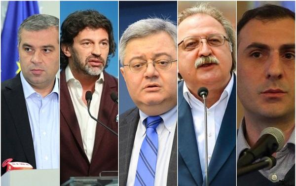 პოლიტიკოსების რეიტინგი - IRI კვლევა