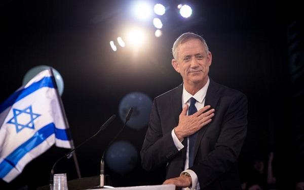ბენი განცმა ვერ შეძლო ისრაელის მთავრობის ფორმირება