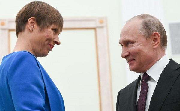 ესტონეთის საგარეო საქმეთა მინისტრი პრეზიდენტს ურჩევს, 9 მაისს მოსკოვში არ გაემგზავროს