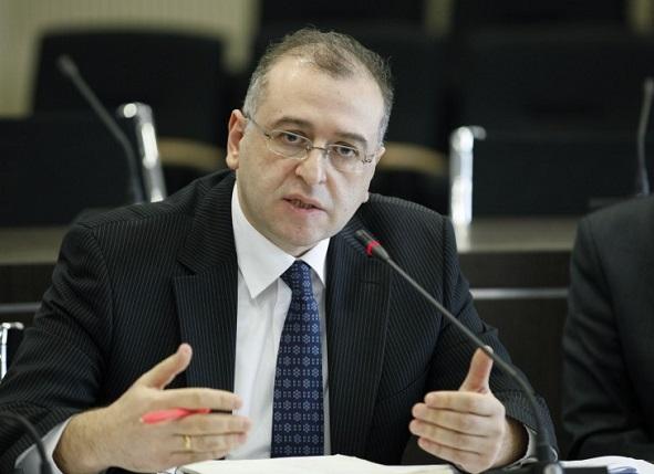 """კობა გვენეტაძე საერთაშორისო კონფერენციას - """"ფინანსური განათლება და წიგნიერება: ფინანსური განათლების ხელშეწყობა სამხრეთ-აღმოსავლეთ ევროპაში"""