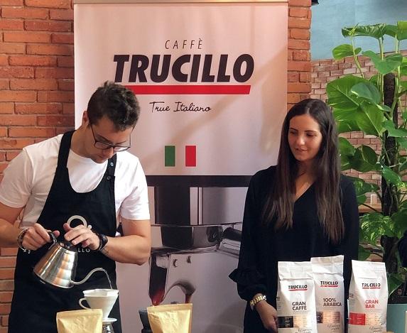 """""""სმარტი"""" """"ტრუჩილოს"""" იტალიური ყავების არჩევანს ზრდის"""
