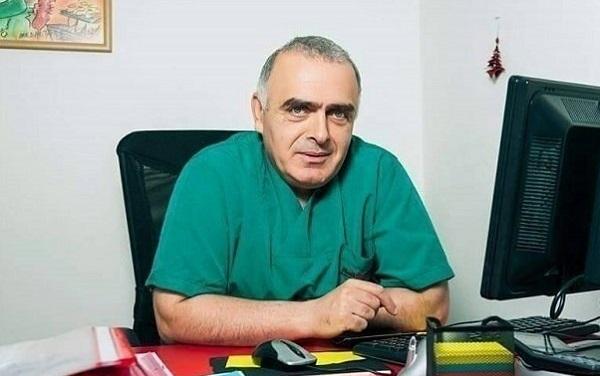 წითელი ჯვრის საერთაშორისო კომიტეტმა ექიმი ვაჟა გაფრინდაშვილი ცხინვალის იზოლატორში მოინახულა