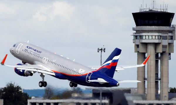 რუსულმა ავიაკომპანიებმა საქართველოში ფრენების აკრძალვის გამო 3 მლრდ რუბლზე მეტი დაკარგეს
