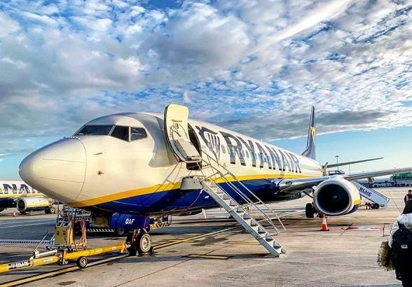 თბილისის შემდეგ Ryanair-ი ოპერირებას ქუთაისის საერთაშორისო აეროპორტში დაიწყებს