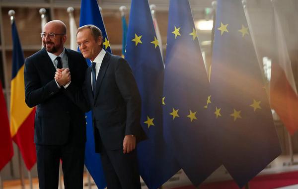 დონალდ ტუსკმა ევროკავშირის საბჭოს პრეზიდენტის უფლებამოსილება შარლ მიშელს გადასცა