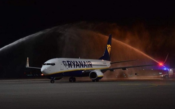 ავიაკომპანია Ryanair -ის საქართველოში შემოსვლა ნიშნავს კიდევ უფრო მეტ წვდომას იმ ევროპულ ქვეყნებზე, რომელიც ჩვენი ქვეყნისთვის სტრატეგიულად მნიშვნელოვანია -მარიამ ქვრივიშვილი