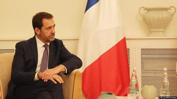 საფრანგეთის შს მინისტრი: წლის დასაწყისში, საქართველო პირველ ადგილზე იყო საფრანგეთში თავშესაფრის მაძიებელთა რაოდენობით - ეს იყო ანომალია, რადგან საქართველო აღიარებულია უსაფრთხო ქვეყნად