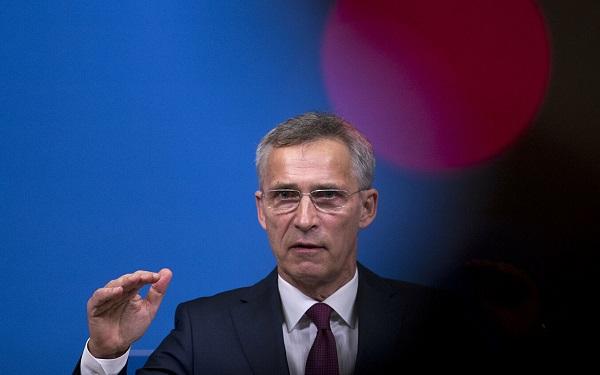 ნატო ევროპის უსაფრთხოების ერთადერთი გარანტია - იენს სტოლტენბერგი