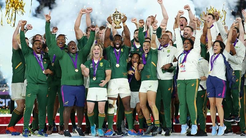 რაგბის მსოფლიო ჩემპიონი სამხრეთ აფრიკა გახდა |