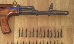პოლიციამ იმერეთში უკანონო ცეცხლსასროლი იარაღი და საბრძოლო მასალა ამოიღ